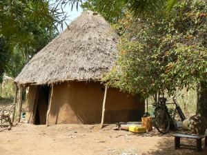 Nyumba, en Butangasi.