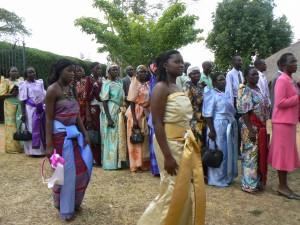 Mujeres del Clan Namulundu