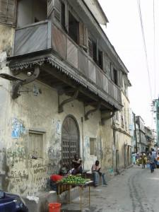 Galería arabe. Old Town.
