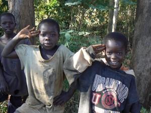 Niños de Busia