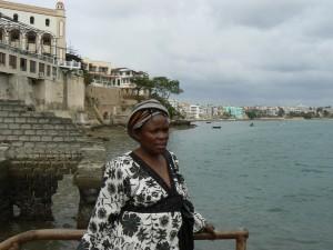 En el puerto de los esclavos