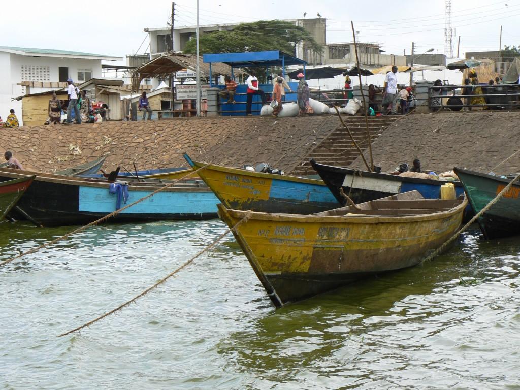 Muelle de Gaba