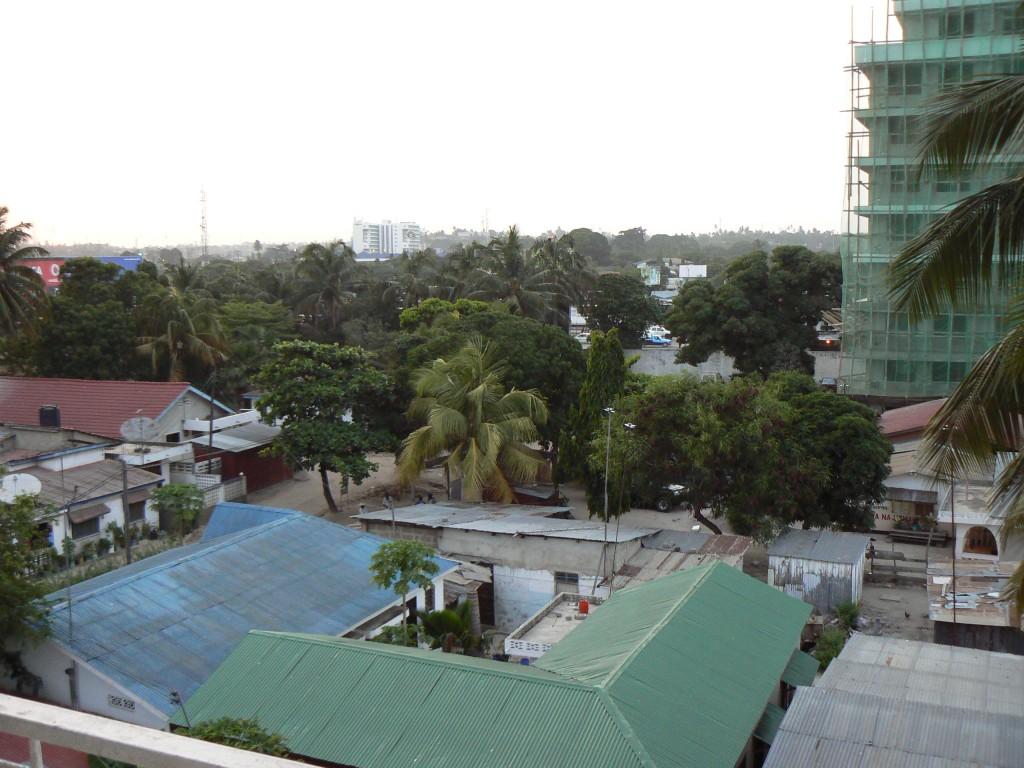 Dar  es Salaam desde el Hotel Sharon
